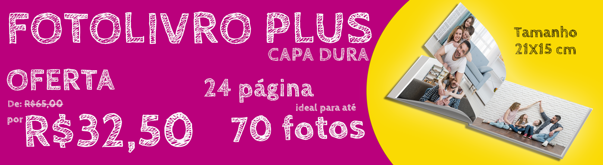Fotolivro Plus1