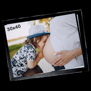 FOTOS 30X40 (SEM MOLDURA)